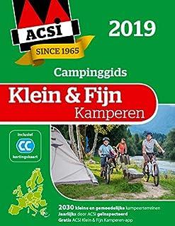 ACSI klein & fijn kamperen 2019: 2030 kleine en