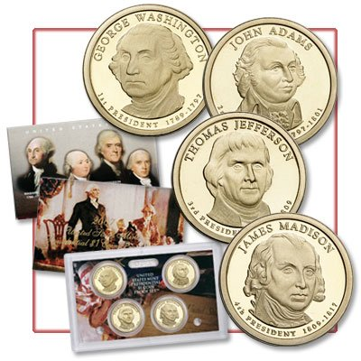 2007-S Presidential US Proof Set in Original US Mint Packaging – Price includes shipping