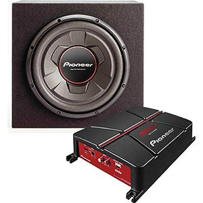 Pioneer Car Multimedia gxt-3706b-set Audio Amplifier Black by Pioneer