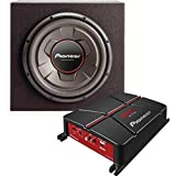 Pioneer Car Multimedia GXT-3706B-SET Amplificateur Audio Noir