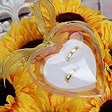 Immagine 2 wohlstand romantico matrimonio anello girasole