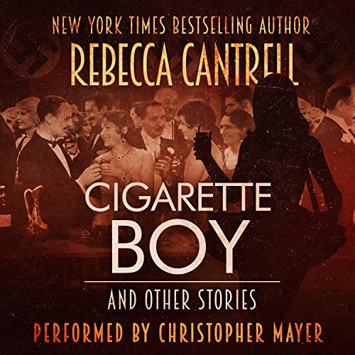 Cigarette Boy and Other Stories audiobook cover art