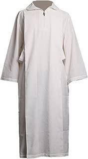 Catholic White ALB Worship Vestments