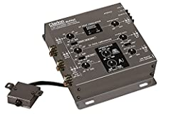 3-way Electronic Crossover 2/4/6 Channel Input 6-Channel / 5 Volt RCA Outputs (Front/Rear/Subwoofer) Front/Rear/Subwoofer Lever Control Subwoofer Equalizer and Boost Level Controls 6/4/2 Channel RCA Inputs 6-Channel / 5 Volt RCA Outputs (Front/Rear/S...
