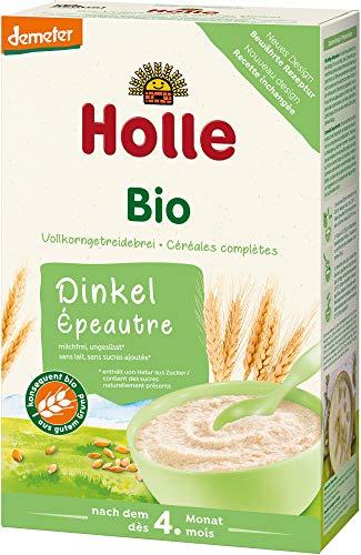 Holle Bio Bio-Vollkorngetreidebrei Dinkel (6 x 250 gr)