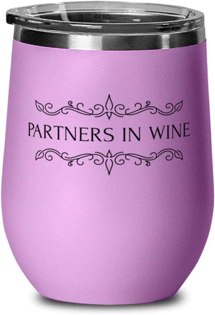 Funny Wine Glass For Friend Ranking TOP19 Partners Sa in Vacation Cheap SALE Start Party