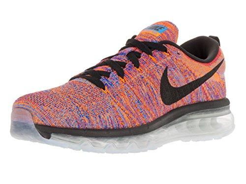 Nike Uomo Flyknit Max Scarpe Running Blu Size: 44.5
