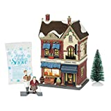 Department 56 Christmas in The City Village Lundberg Foods Lit Building and Accessories, 8.75', Multicolor