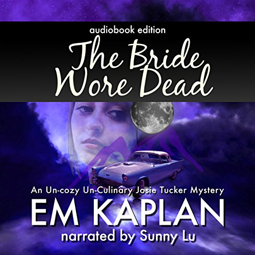 The Bride Wore Dead audiobook cover art
