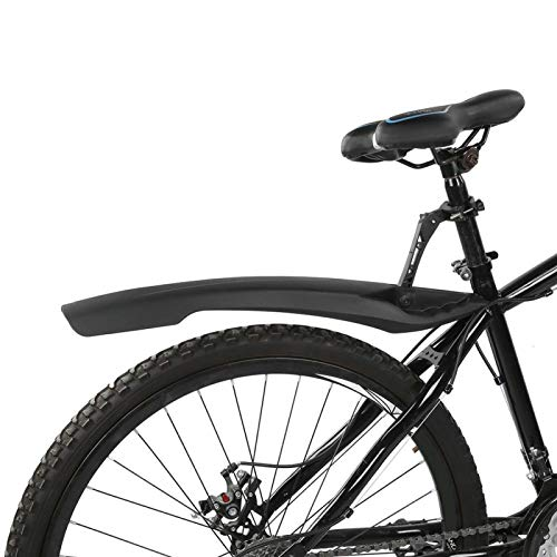 SALUTUYA Guardabarros para Bicicletas con Bloqueo de Lodo, para Bicicleta, para Bicicleta de montaña(Fender)