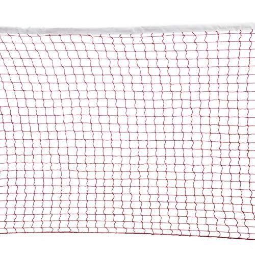 Badmintonnet, gemakkelijk recht te trekken en te repareren Badmintonnet voor badmintonwedstrijden