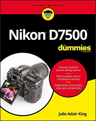 Nikon D7500 For Dummies (For Dum...