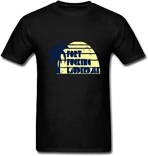 Men's Fort Fucking Lauderdale Short Sleeve T-Shirt