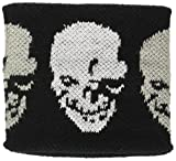 Death Note Skull Icon Wraparound Wristband Miniature Novelty Toys,,