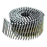 CHIODI IN BOBINA: SERIE F Testa tonda; Angolazione 15° LISCIO NON RIVESTITO Diametro 2.5mm Lunghezza 70mm - Utensili Compatibili DPN75C-XJ; DPN90C-XJ - Confezione 7200 pezzi