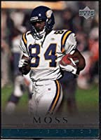 Football NFL 2000 Upper Deck Legends #38 Randy Moss Vikings