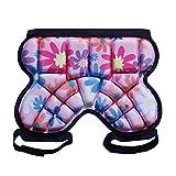 Pantalones Cortos Protectores Acolchados para Snowboard,...