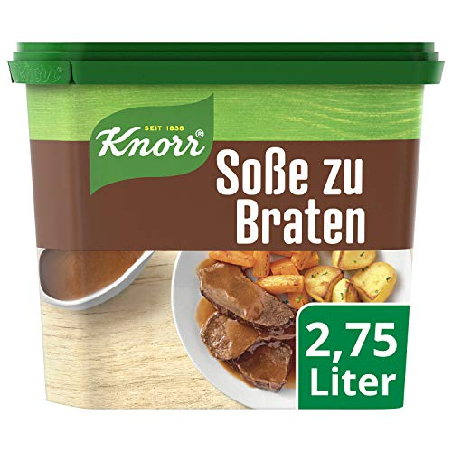 KNORR Sosse zum Braten [asada Salsa Mix] (contenedor de 2,75 litros)