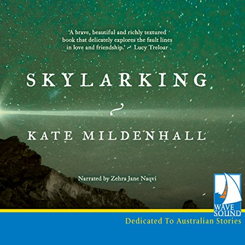 Skylarking audiobook cover art