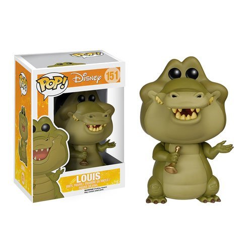 Disney Princess and the Frog Louis the Alligator Pop! Vinyl Figure by Princess and the Frog