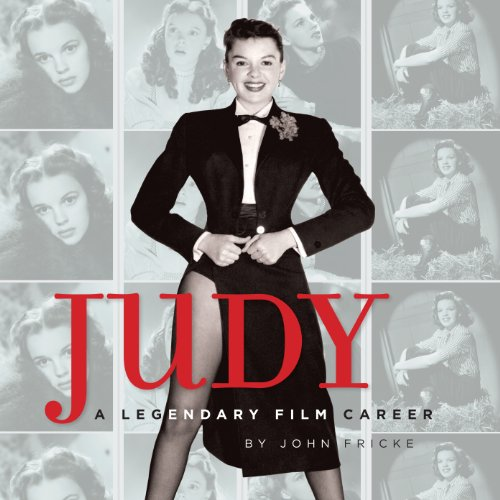 Judy audiobook cover art