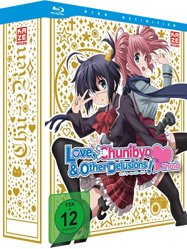 Love, Chunibyo & Other Delusions! - Staffel 2 - Gesamtausgabe - [Blu-ray] Relaunch
