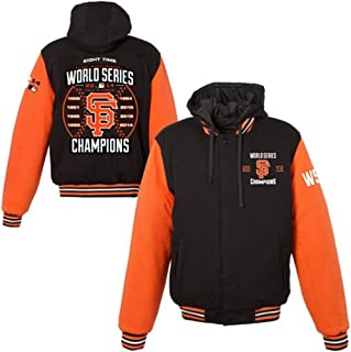 Best san francisco giants leather jacket Reviews