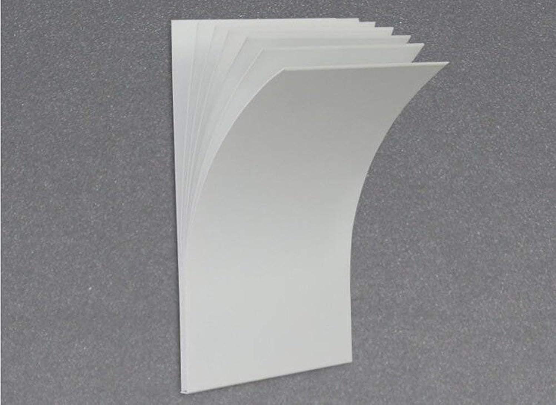 HhGold Kreatives Buch der modernen Wandleuchte, einfache Art-Persnlichkeit führte Lampen-Wand-Nachttischlampe (weie Farbe) (Farbe   Wei)
