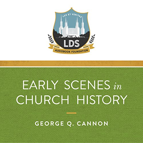 Early Scenes in Church History audiobook cover art