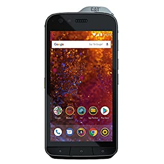CAT PHONES S61 Rugged Waterproof Smartphone with Integrated FLIR Camera (B07DT7LBSK) | Amazon price tracker / tracking, Amazon price history charts, Amazon price watches, Amazon price drop alerts