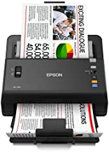 $299 » Epson WorkForce DS-760 Hi Speed, Sheet-Fed Color Document Scanner, 80 page Auto Document Feeder (ADF) & Duplex (B11B222202...