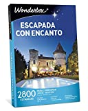 WONDERBOX Caja Regalo para mamá -ESCAPADA con Encanto- 2.800 estancias para Dos...