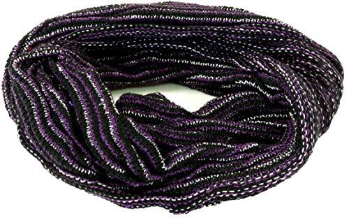 Guru-Shop Magic Hairband, Dread Wrap, Schlauchschal, Stirnband, Mütze, Herren/Damen, Loopschal Violett, Baumwolle, Size:One Size, Stirnbänder Alternative Bekleidung