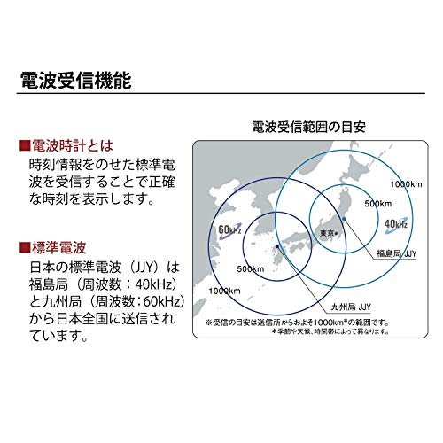 CASIO(カシオ)『置き時計(TQ-720J-7JF)』