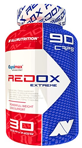 All Nutrition Redox Extreme Dietary Supplement 90 Capsules