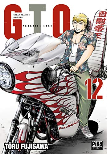 GTO Paradise Lost Edition simple Tome 12
