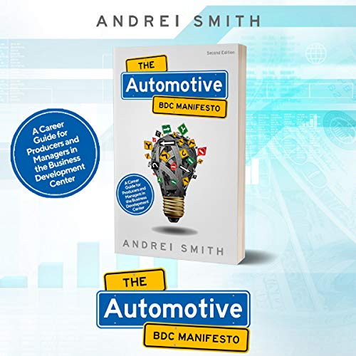 Couverture de The Automotive BDC Manifesto