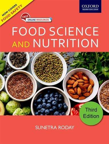 Food Science and Nutrition by Sunetra Roday
