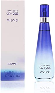 Davidoff Perfume  - Cool Water Wave by Davidoff - perfumes for women - Eau de Toilette, 100ml
