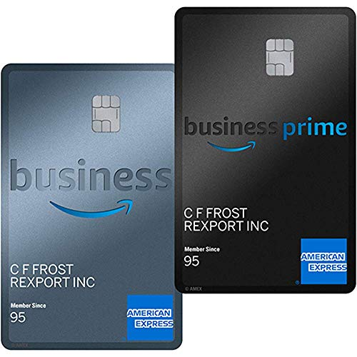 Amazon Business American Express Karte