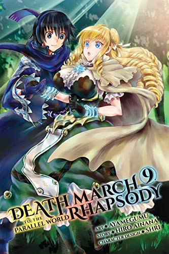 Death March to the Parallel World Rhapsody Vol. 9 (Death March To Parallel World Rhapsody)