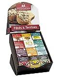 """ducs de gascogne - coffret gourmand """"le pack du confiné"""" - comprend 24 produits - spécial cadeau"""
