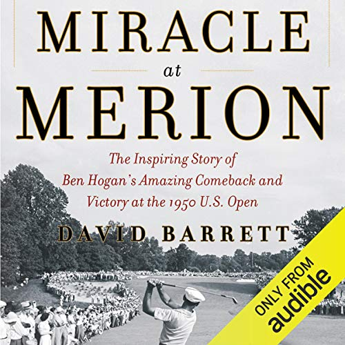 Miracle at Merion audiobook cover art