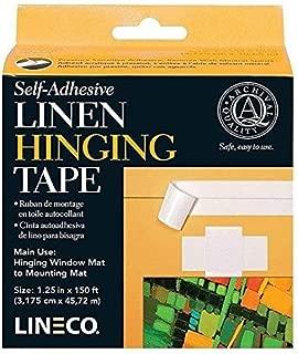hinging tape for framing