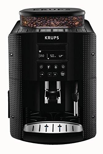Krups EA815050A Espresseria Full Automática, color Negro