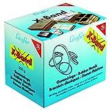 PASSATOIA Rondella X della band, elastico Scatola 500 g 150x11 mm/100 mm Ø