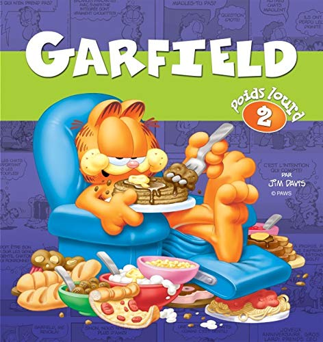 Garfield, poids lourd, Tome 2 :
