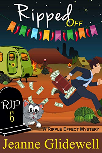 Ripped Off (A Ripple Effect Cozy Mystery, Book 6) by [Jeanne Glidewell]