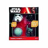 Funko SW00719 Star Wars Darth Vader, Stormtrooper, Boba Fett, Death Star, Multicoloured, 3x5x5 cm