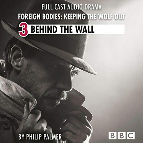 Couverture de Behind the Wall